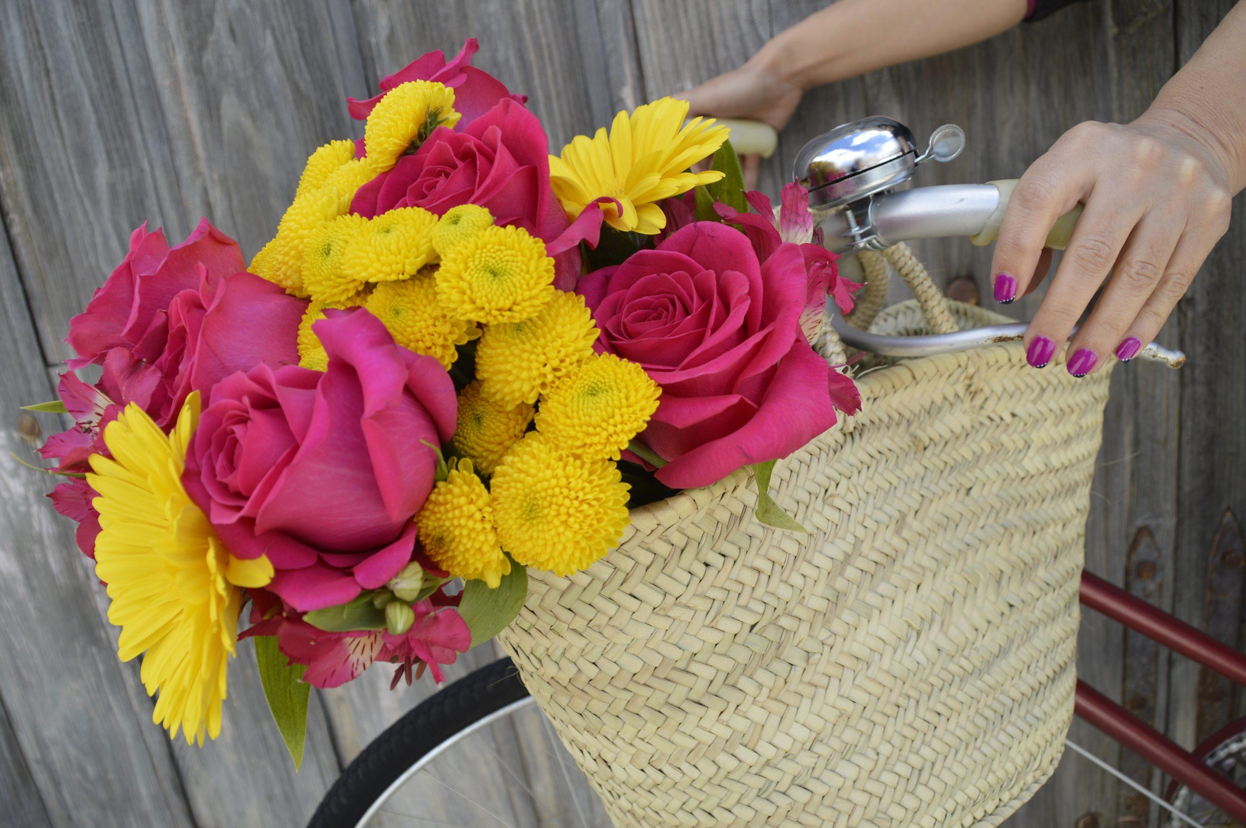Cuanto cuesta un ramo de flores para enviar a domicilio